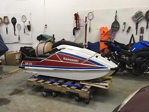 Kawasaki 300sx / 550 swap sea doo - trade boat, trailer, kart