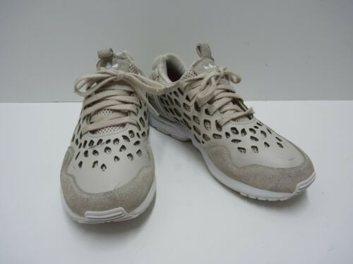 Adidas Torsion Women 7 Gray Suede Athletic Tennis Sneakers Shoes 11268521