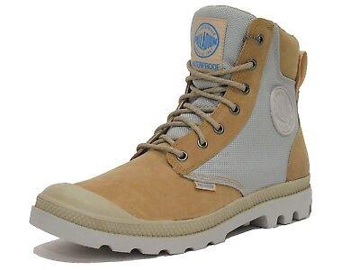 Palladium Men's Pampa Sport Cuff  Wpn Boots