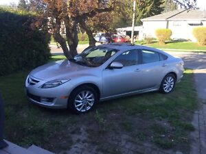 MAZDA 6 V6 2012 NO ISSUES