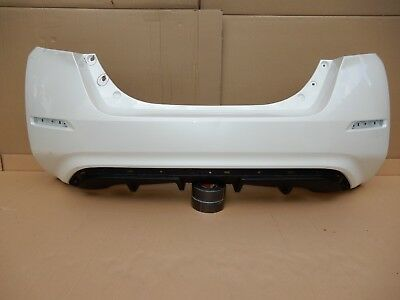 2018 2019 NISSAN LEAF REAR BUMPER COVER OEM 85022 5SA0H