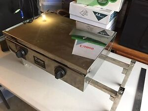 Two burner stoce Gordon Tuggeranong Preview