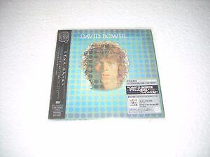 DAVID BOWIE - DAVID BOWIE - JAPAN CD MINI LP - Italia - DAVID BOWIE - DAVID BOWIE - JAPAN CD MINI LP - Italia