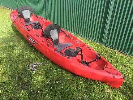 Hobie Mirage Tandem Outfitter Kayak