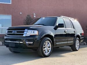 2015 Ford Expedition 4x4 Limited 3.5L Eco Boost *One Owner*  Lim