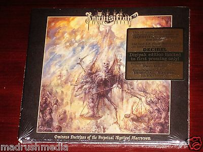 Inquisition: Ominous Doctrines Of The Perpetual Mystical Macrocosm CD 2015