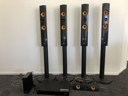 1200W 5.1ch 3D Blu-ray Home Theatre System