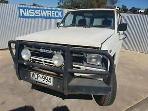 WRECKING RARE NISSAN PATROL MQ SD33 DIESEL STOCK NO: N0112 Wingfield Port Adelaide Area Preview
