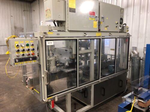 Plastic Bottle High Speed Spin Trimmer Bottling MTM Production blow molding