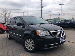 2015 Chrysler Town & Country TOURING**DUAL DVD**POWER SLIDING DO