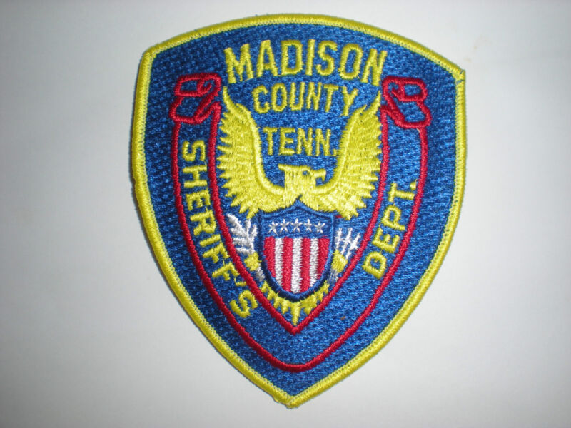 MADISON COUNTY, TENNESSEE SHERIFF