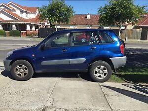 2001 Toyota RAV4 Wagon Preston Darebin Area Preview