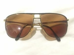 Lacoste vintage sun glasses eyewear aviators Kogarah Bay Kogarah Area Preview