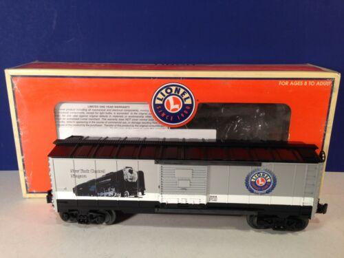 Lionel Trains O Gauge NIAGARA BC CENTURY CLUB Box Car #6-39215 New!
