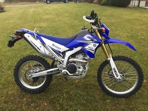 MINT 2011 Yamaha WR250r tons of upgrades
