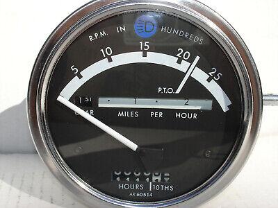 John Deere Ar60514 4030 4230 4430 4040 4240 4440 Ps Tachometer Original Rare Nos