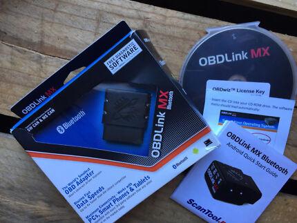 OBDLink MX Bluetooth car diagnostics scantool Cremorne North Sydney Area Preview