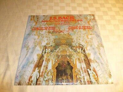 J.S. BACH Suite No. 3 in D Major BWV Concerto in F-Major for Oboe Strings -