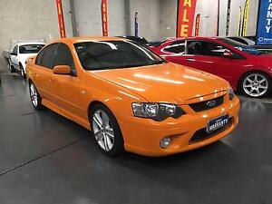 Ford Falcon XR6 2007 UPDATE  Sedan QUICK FINANCE OR RENT TO OWN Arundel Gold Coast City Preview
