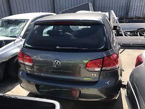Wrecking VW Golf 2011 MK6 Salisbury Brisbane South West Preview