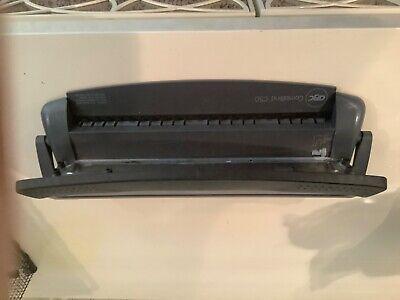 Gbc Combbind C50 Heavy Duty Spiral Hole Punch Coil Binder Machine