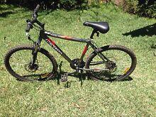 Dunlop Badlands Aluminium Bike Bicycle Disc Brakes Oatley Hurstville Area Preview