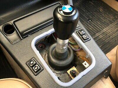 BMW E30 82-94 Manual Shift Boot Trim Ring Base - -