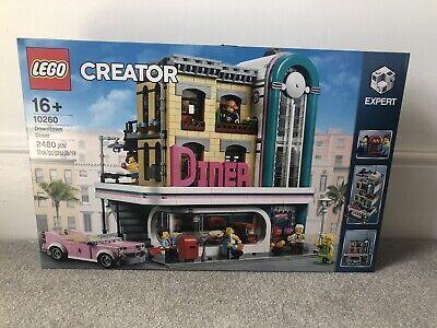 Lego Creator Expert Diner Brand New