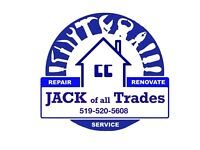 Carpentry/Handyman services