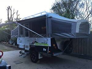 Jayco Eagle Outback 2013 packed with optional extras Balnarring Mornington Peninsula Preview