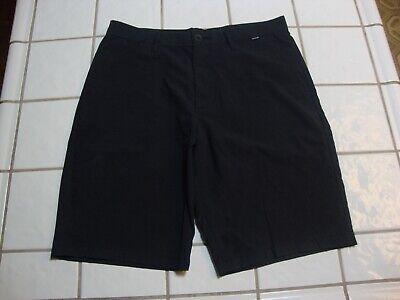 Nike Hurley Dri Fit Hybrid Board Shorts Swim Trunks Skate Black Mens Size 31 (Dri Fit Board Shorts)