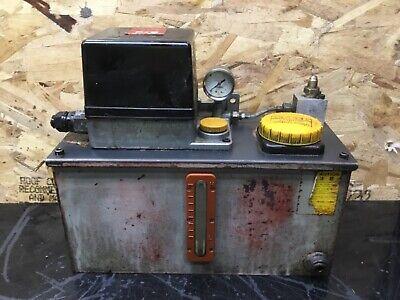 Vogel Centralized Automatic Lubricator Oiler 03c70pr4