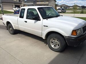 Want gone today 2002 Ford ranger edge project $425 firm