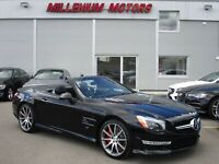 2013 Mercedes Benz SL-Class 63 AMG ROADSTER / PERFORMANCE & CARB Calgary Alberta Preview