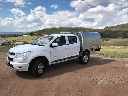 2015 Colorado Ute with Canopy back