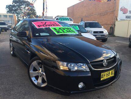 2005 Holden Commodore Sedan VZ SS Z V8 LOW KLMS LOG BOOKS 1 OWNER Granville Parramatta Area Preview