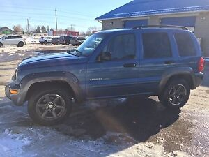 2003 Jeep Liberty 4x4 Rocky Mountain Edition