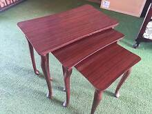 Nest of Coffee tables Kurmond Hawkesbury Area Preview