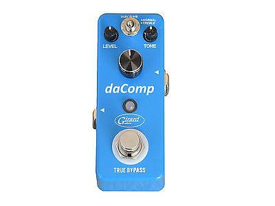 Gitarre-Bass Kompressor Compressor