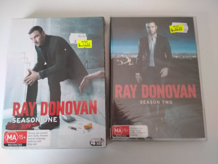 Ray Donovan Seasons 1&2