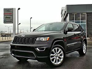 Jeep Grand Cherokee Limited 2017 CUIR/TOIT/GPS/HITCH