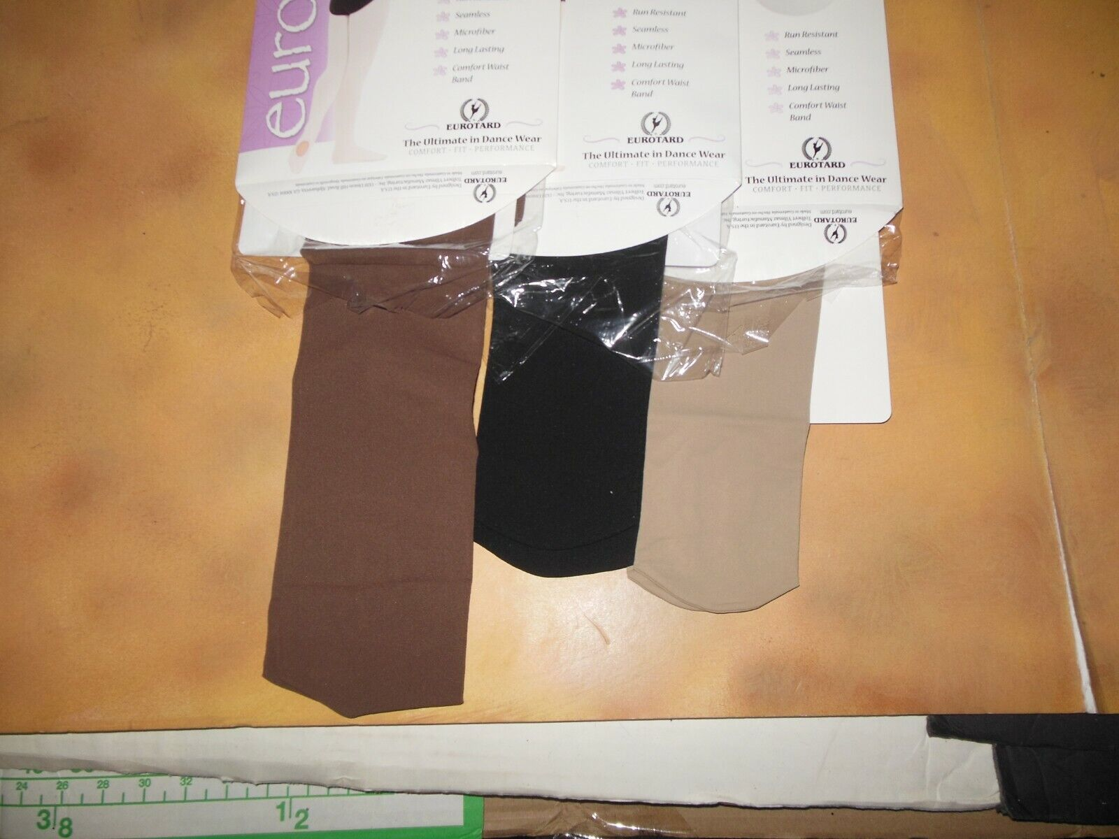 Eurotard Convertible Tights Girls Ladies Four Colors #210 New in Package
