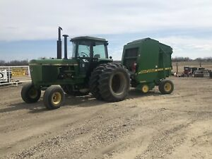 50th Annual Spring Machinery Consignment Auction April 27th