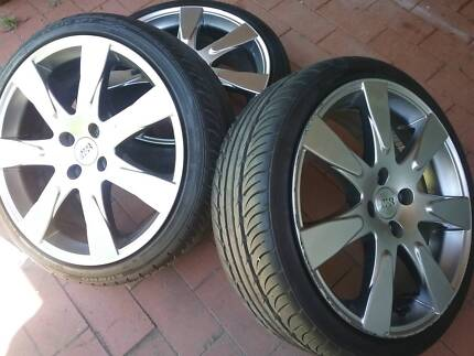 4x100 wheels and tyres