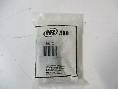 Aro 203-c 18 3-way 2-position Limit Roller Lever Manual Air Control Valve