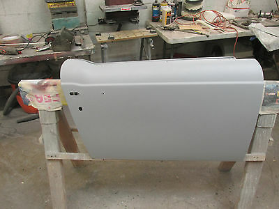 Triumph TR6 Original Right Door, No Rust Dents, or Dings, Ready to Install, !!