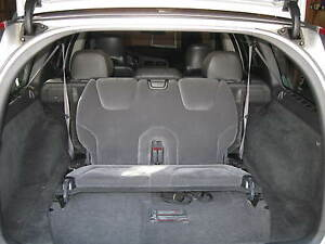 volvo 3rd row seat ebay. Black Bedroom Furniture Sets. Home Design Ideas