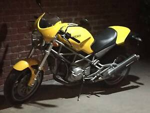 2003 800s ie ducati monster Tumut Tumut Area Preview