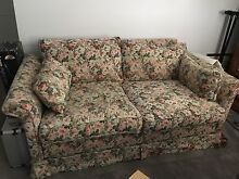 Small floral sofa Putney Ryde Area Preview