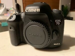 Canon EOS 7D Mark II & 18-135MM Usm Lens  L@@K